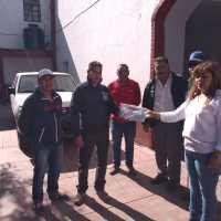 Refuerzan seguridad en Tecopilco con dos moto patrullas nuevas