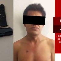 Capturan a sujeto que mató a su suegra y un policía de Tetla