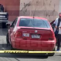 Mujer muere baleada en pleno centro de Apizaco, su acompañante se encuentra grave