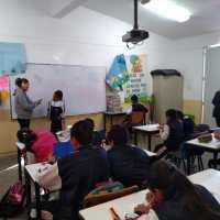 Promueven el Buen Trato en escuelas de Tecopilco