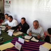 Alcaldes de Xicohtzinco y Ayometla refrendan colaboración con Icatlax en beneficio de ciudadanos