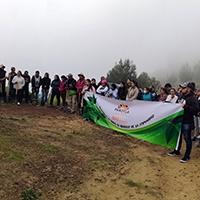 Realizan en Panotla exitosa campaña de reforestación