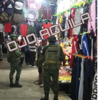 Guardia Nacional llega a Chiautempan