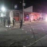 Un muerto y un herido deja balacera en Huamantla, por probable ajuste de cuentas