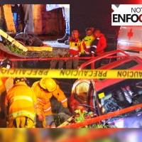 Accidente en la Tlaxcala-Apizaco deja una mujer muerta y un herido