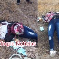 Cuerpo de mujer en DESCOMPOSICIÓN es hallado en Nanacamilpa