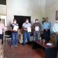 Panaderos y Tahoneros de Totolac, colaboran para llevar beneficios al sector vulnerable