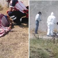 Fallece chiautempense al salir de su casa en El Alto