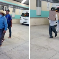Gobierno de Ixtacuixtla y SMDIF entregan despensas en zonas marginadas