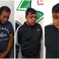 Policía de Xicohtzinco logra detención de 6 presuntos ladrones