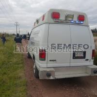 Joven degollado es hallado en límites de Papalotla y Ayometla