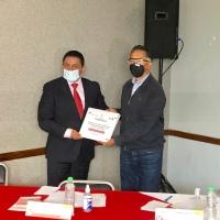 Papalotla se adhiere a Estrategia de Participación contra Covid19 e influenza