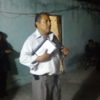 Sanpablenses rechazan aspiraciones de Carlos Piedras por supuesto antecedente violento