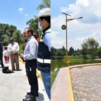 Zacatelco hace historia con inversión de 35 MDP en obras durante 2021